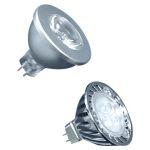 Power-LEDs für Deckenspots
